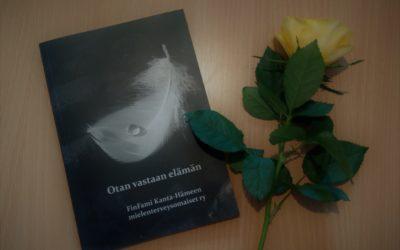 Otan vastaan elämän -runokokoelma julkaistu nyt myös sähköisessä muodossa